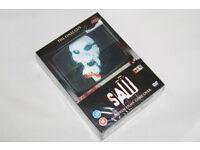 Saw DVD Box Set 1-7 Limited Edition (BNIB)