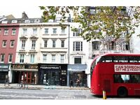 Retail Space set on the Strand; just a few doors down from Somerset House!