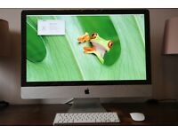 Apple iMac 27 inch Late 2012