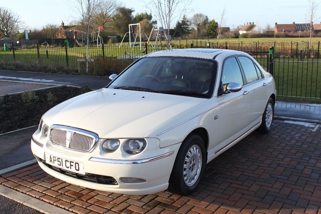 Rover 75, Aubergine Interior *Rare* | in Swindon, Wiltshire | Gumtree