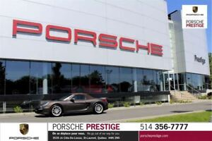 2015 Porsche Boxster Base Pre-owned vehicle 2015 Porsche Boxster
