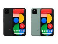 Google Pixel 5 - 5G - 128GB
