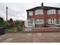 Large 3 Bed Semi-Detached House To Let In West Knighton, Leicester LE2 - Available NOW