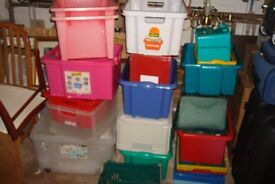 TOY / PACKING / STORAGE BOXES
