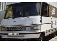 Hymmer Motorhome 5/6 berth, Left Hand Drive
