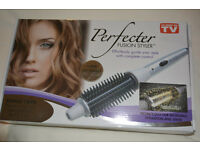 Perfection Fusion Styler, as seen on TV.