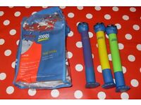 Zoggs Seal Sticks x 3 in a pack - never used, still in original pack