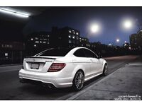 C63 AMG Parts for Breaking