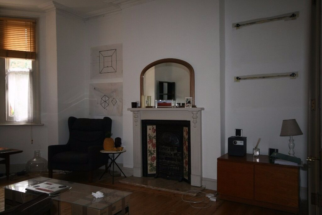 Beautiful character property- 2 Bed, garden flat off Brixton Road
