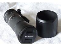 Tamron 150-600mm Nikon Fit £450 ono