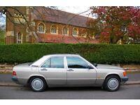 Clasic Mercedes 190 2.5 diesel