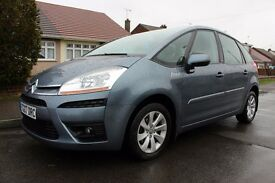 Citroen C4 Picasso---ONLY 58,000 Miles--- EXCELLENT Condition