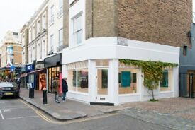 POP UP ART GALLERY - NOTTING HILL - TO RENT