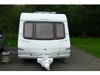2005 SWIFT CHARISMA 230 2 BERTH LUXURY CARAVAN - FULL SPEC £4195.00