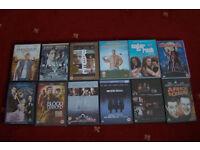Job Lot / Bundle of 12 Used, DVDs (B)