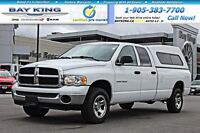 2005 Dodge Ram 1500 ST ONLY 88,800KM!