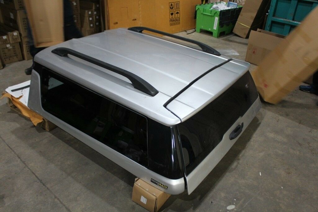 Ford Ranger T6 Double Cab 2012-2019 Ridgeback Platinum Hardtop Cover Lid in  Silver   in Maghera, County Londonderry   Gumtree