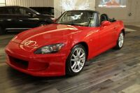 2006 Honda S2000 Convertible, Leather