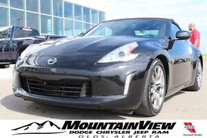 2014 Nissan 370Z Touring Convertible