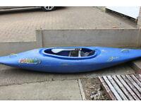 Pyranha Blade kayak for sale