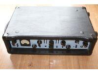Ashdown Evo 111 500 bass amplifier