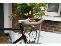 Special Offer !!! Steel Frame Single speed road TRACK bike fixed gear racing fixie bicycle fk9d