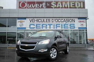 2009 Chevrolet Traverse 4X4 8 PASSAGERS