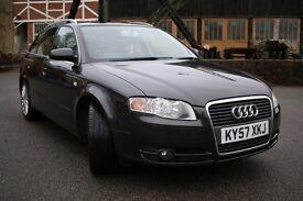 2008 Audi A4 Avant 2.0 TDi 170 bhp Grey B7 - Please read description