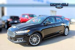 2016 Ford Fusion SE AWD!! OMG 16,000 KM's SUNROOF! ~BACKUP CAMER