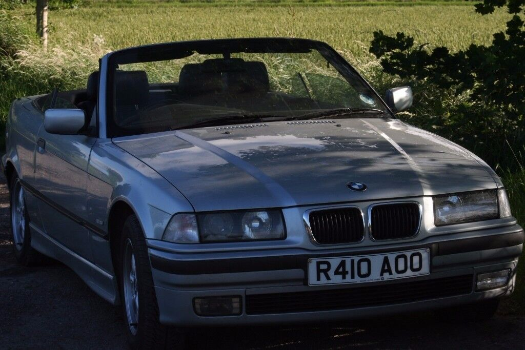 Handsome BMW I Convertible For Sale In Guildford Surrey - Bmw 323i convertible for sale