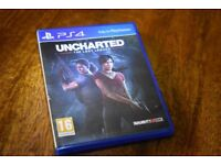 PS4 Game Uncharted 5 The Lost Legacy