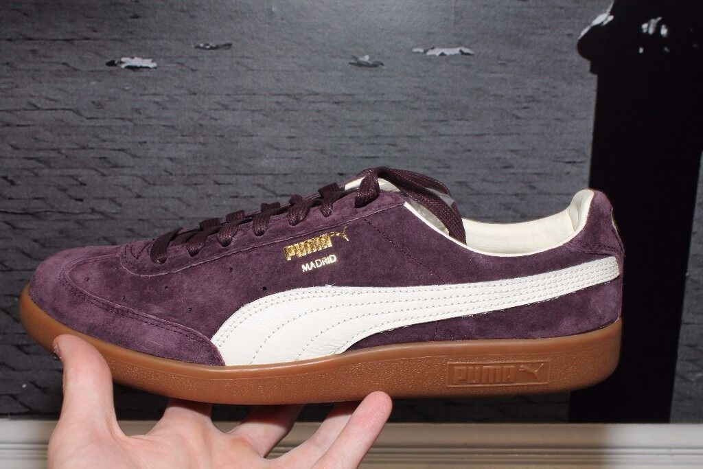 puma suede madrid