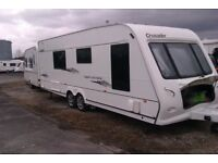 touring caravan elddis crusader super cyclone for sale.