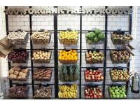 Full Time Sales Assistant-Organic food store (£8 per hour starting rate)