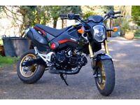 Honda msx 125 (Grom)