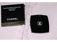 Brand New Chanel Double Facettes mirror with box