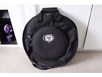 Protection Racket Deluxe Cymbal case Fleece lined