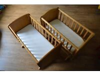 Baby Gliding Cot