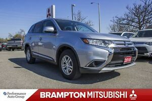 2016 Mitsubishi Outlander ES|BLUETOOTH|HTD SEATS|CRUISE CTRL|ALL