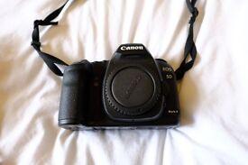 Canon 5D Mark II Camera Body