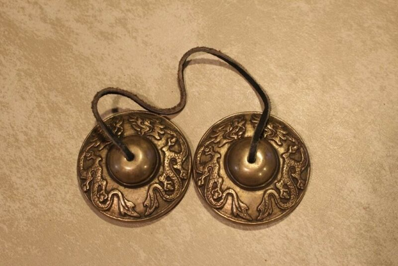 Bells/chimes/cymbals made in Nepal
