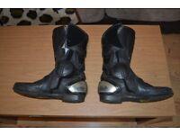 boots Sidi size 42