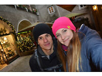 Couple from the Czech Republic is looking for double room URGENTLY !!!
