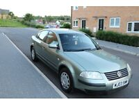 VOLKESWAGEN PASSAT 1.9 TDI Manual Saloon Car - Low Mileage - Excellant Condition