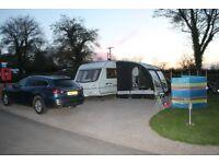 Kampa Rally Air Pro 260 Caravan Awning