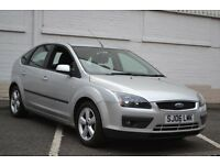 Ford Focus 1.6 Petrol Automatic 5 Door 70k miles