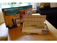 Fellowes Starlet 90 Manual Comb Binder
