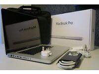 """15"""" MacBook Pro Bundle + 15"""" carry case + NEW Beats Headphones"""