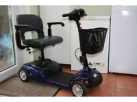 Invamed Taurus Mobility Scooter. *Free delivery may be possible within a reasonable distance