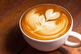 Coffee Shop Staff Wanted Hampton - Barista